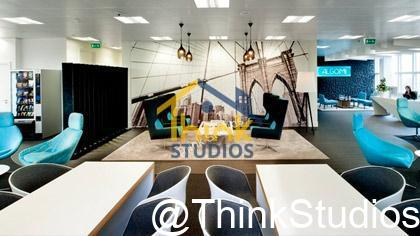 Best Architecture Firm or Company in Hyderabad India - Office interior design_Architects & Interior Designing_2