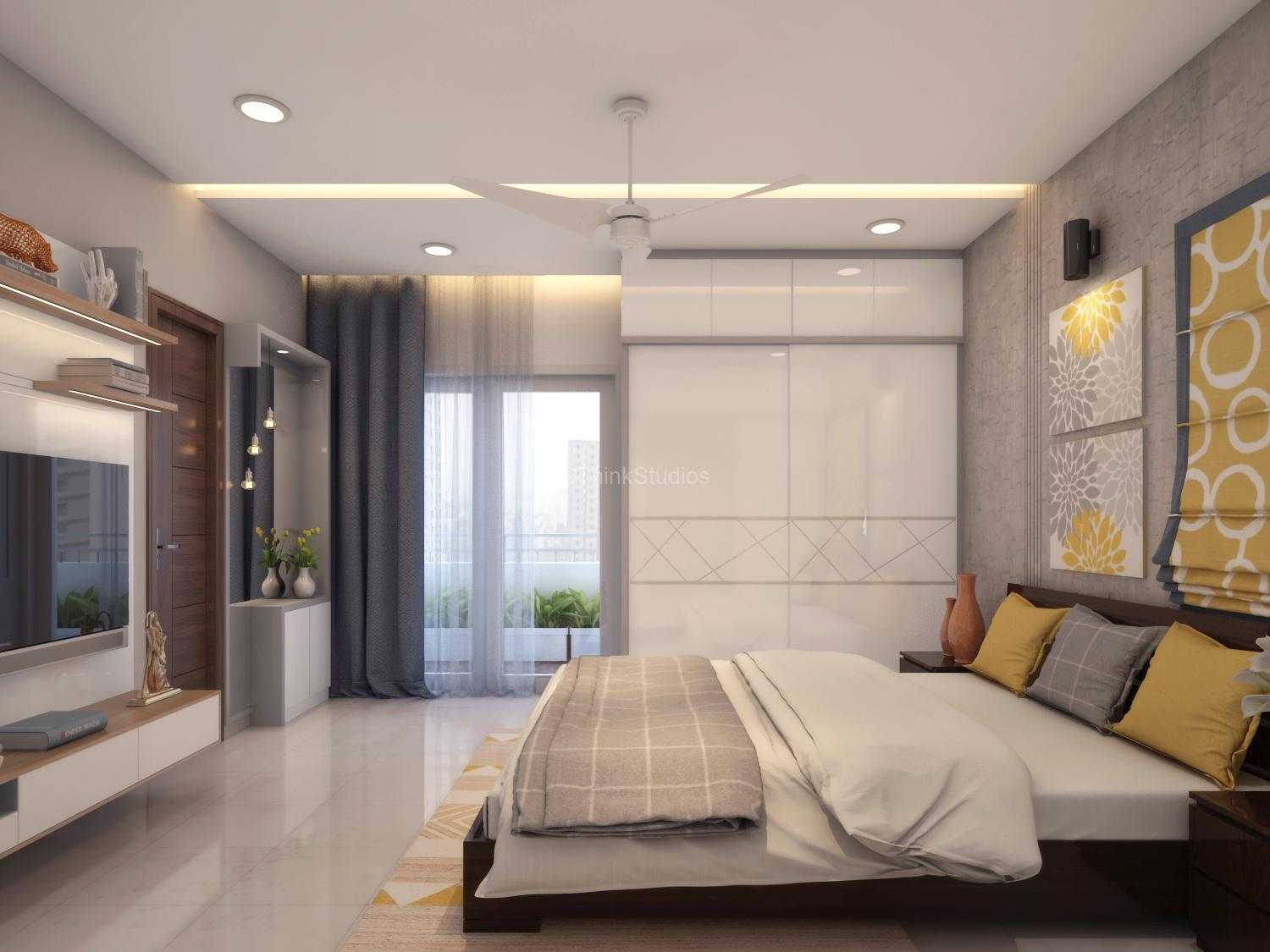 Renovation of Residential Bungalow Interiors_Bungalow in Bangalore _2