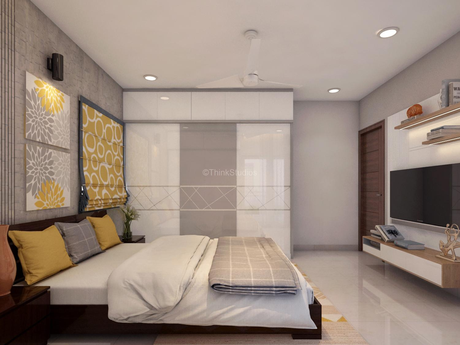 Renovation of Residential Bungalow Interiors_Bungalow in Bangalore _4