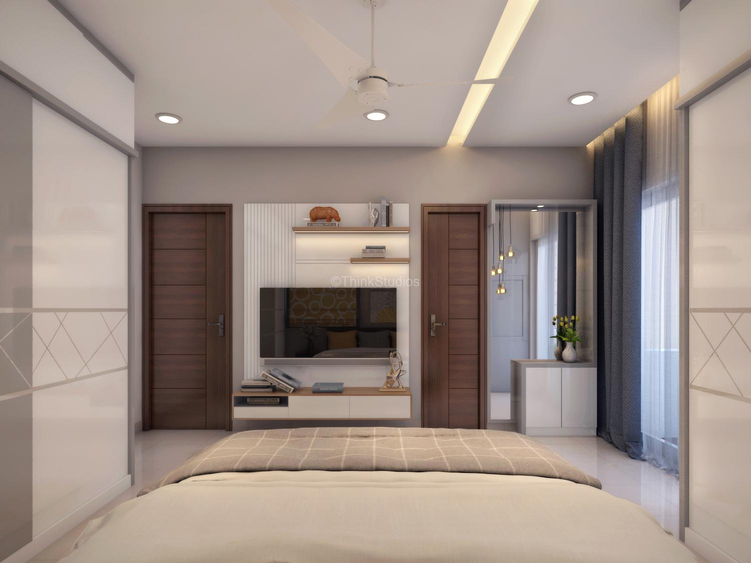 Renovation of Residential Bungalow Interiors_Bungalow in Bangalore _1