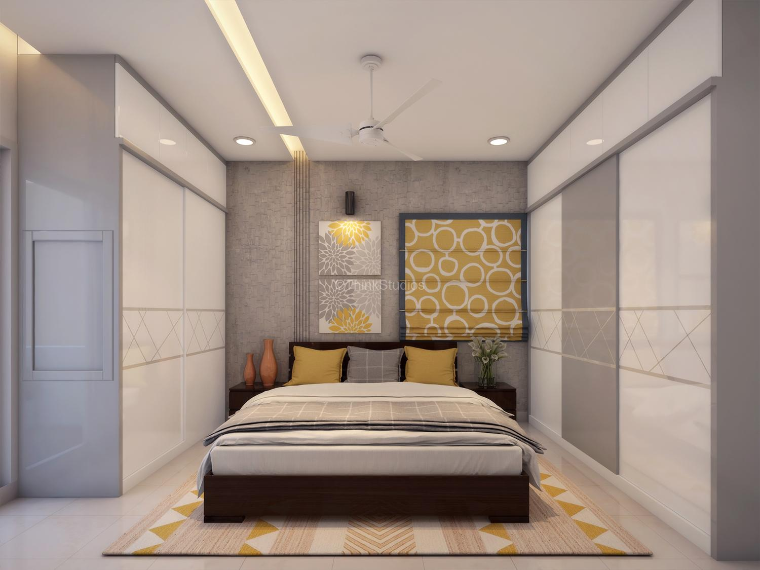 Renovation of Residential Bungalow Interiors_Bungalow in Bangalore _5