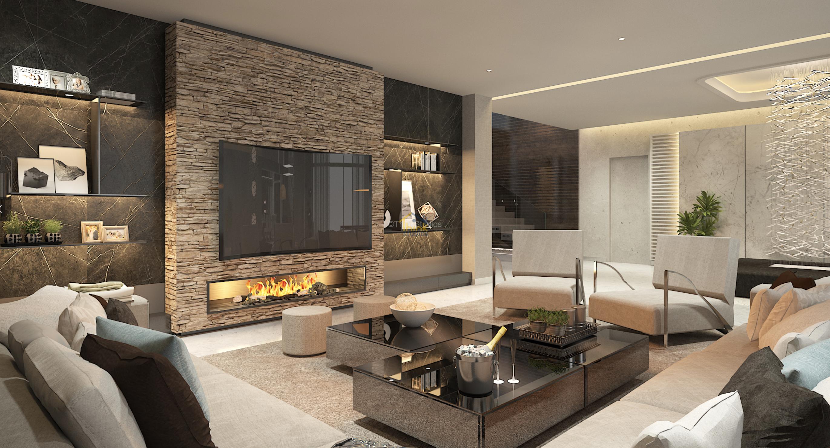 Mayfair Villa_interior designing