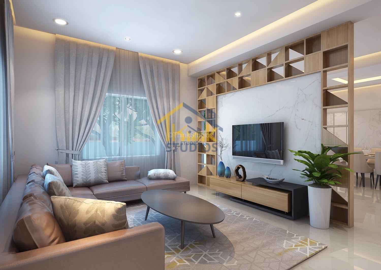 Mayfair Villa_architect_living room