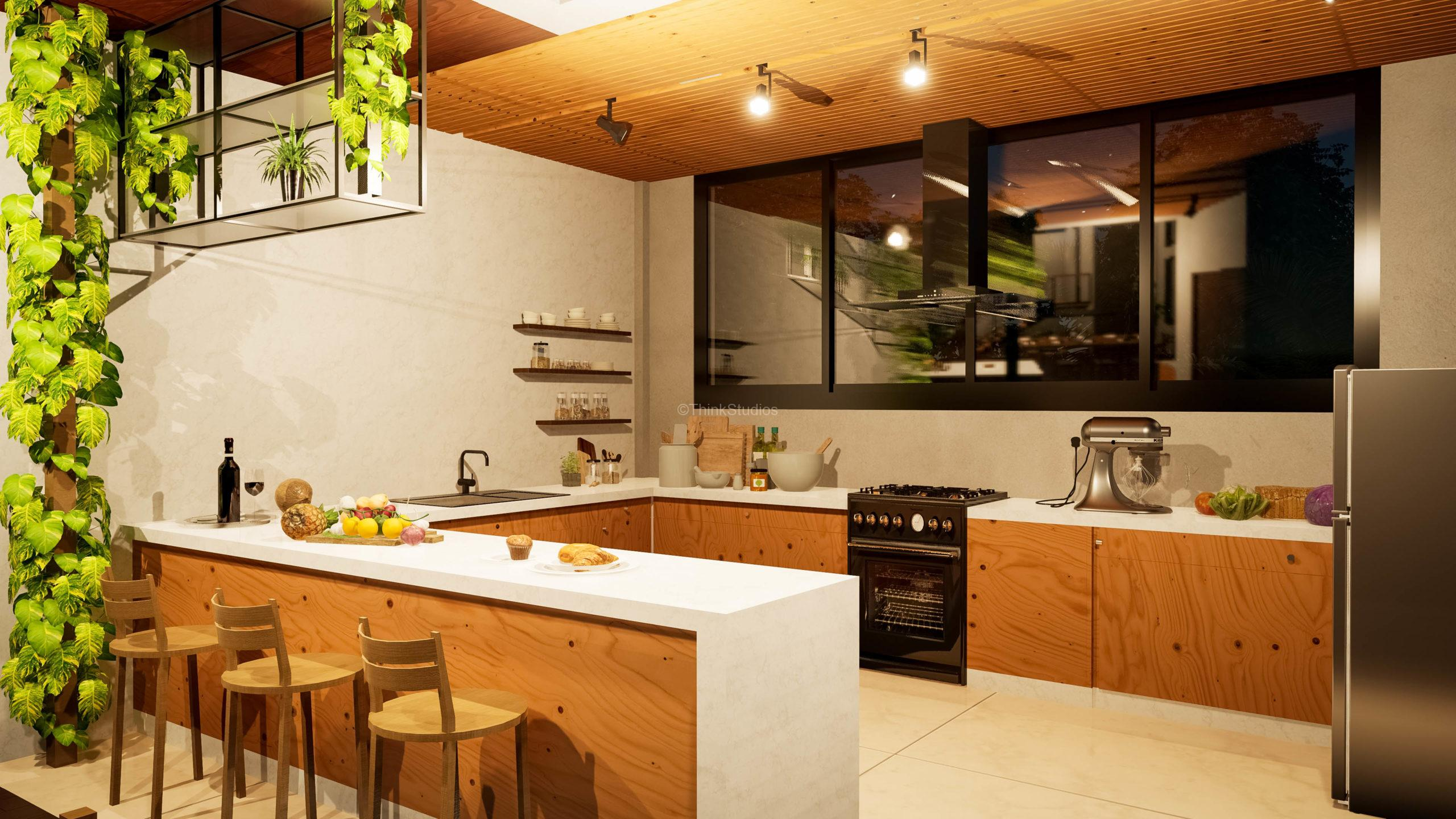 Farm House_Kitchen_interior