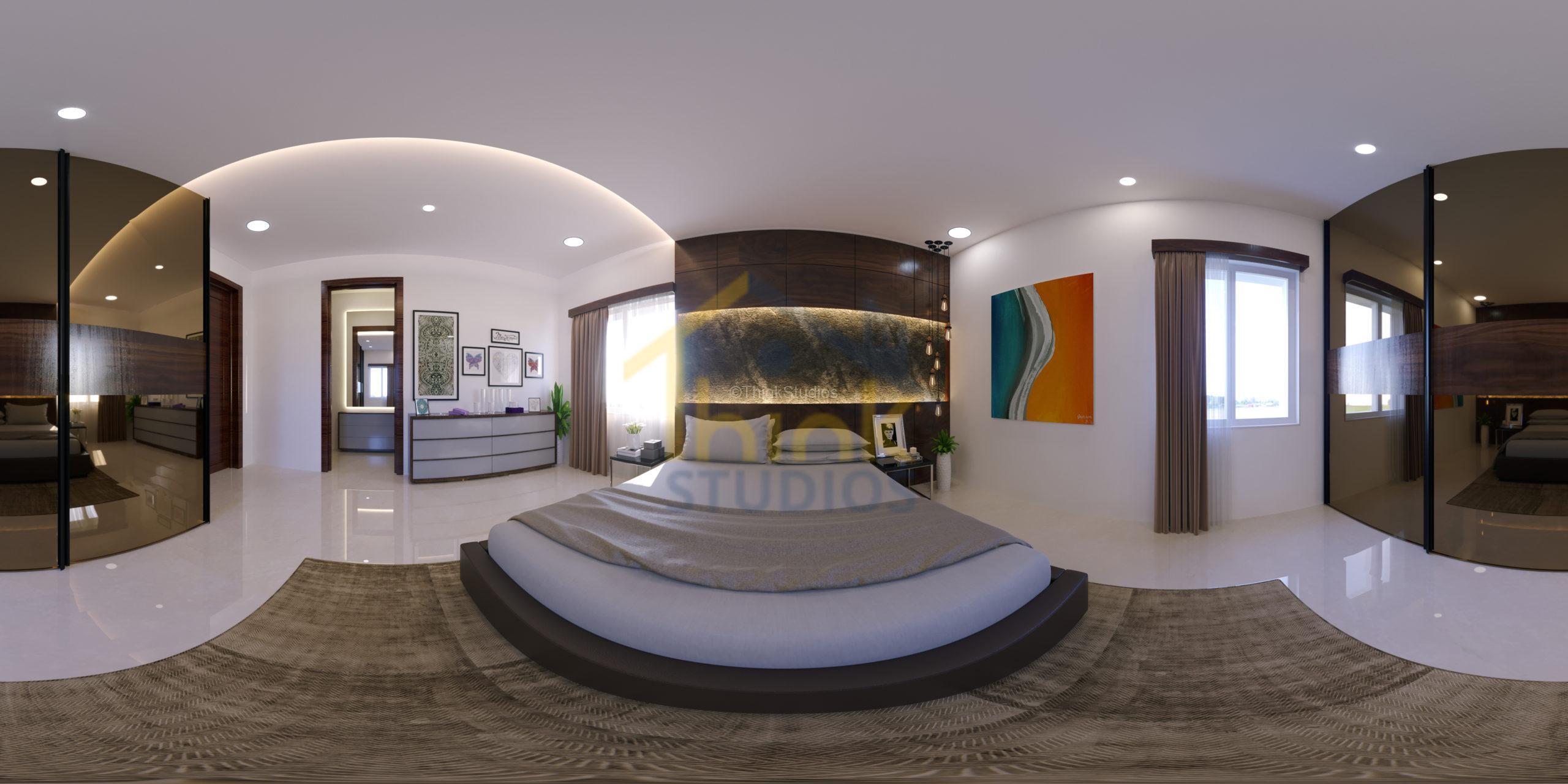 Mayfair Villa_architect_master bedroom