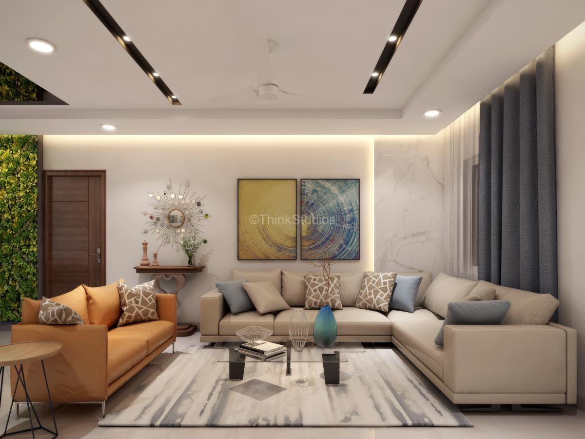 Residential Apartment Interiors_thinkstudios